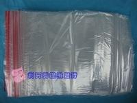 Free shipping 200pcs Closure pocket / transparent closure pocket / ziplock bag / sealed bag / bag / thin section/20 * 30mm