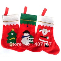 christmas sock for children christmas gift 20g/pcs