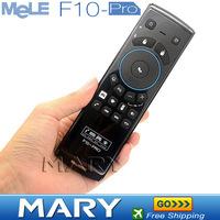 Mele F10 Pro 2.4Ghz Wireless Air Mouse&Keyboard Fly Air Mouse Keyboard Air Mouse+Motion Controller+Wireless Keyboard&Speaker&Mic