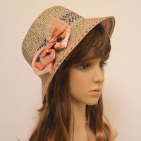 Waterproof strawhat sun-shading hat female summer big sunscreen hat anti-uv sun beach