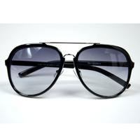 Gradient sunglasses large anti-uv sunglasses sun glasses women's 8122s sunglasses