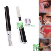 Free shipping: Eyebrow Face Arms Legs Body Hair Trimmer Shaver Remover wholesale