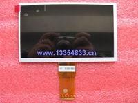 Free shipping 7 inch for Ployer MOMO9 3G Phone Tablet Display screen ,cable SL007DC105FPC-V0 ,size:165*100(800*480)