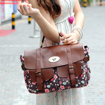 Rustic women's 2013 spring handbag vintage bag women messenger bags womens handbags