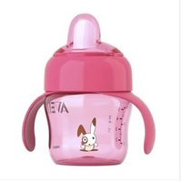 Avent brand-new outfit 7 oz cup learn magic drink cup duck mouth cup in June (+) SCF750/00 three color bottles