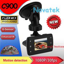 Видеорегистратор Novatek С900 - бюджетное решение в ваш автомобиль