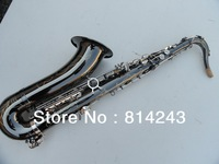 wholesale copy selmer Henry Reference 54 tenor saxophone B surface black nickel plating
