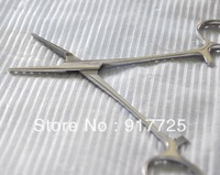 straight  toothed  12.5cm 14 cm  Hemostatic forceps brand new stainless steel