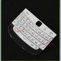 Russian RUSSIA keypad keyboard  For blackberry  BOLD  9900 WHITE