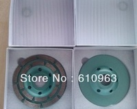 100mm Double Row Diamond cup grinding Wheels