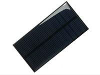 Free Shipping!!! 5pcs New Energy 150x85mm 9V 185mA Monocrystalline Solar Panel Energy Battery Charger