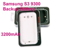 3200mAh External Backup Battery Case for Samsung S3 9300