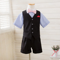 2013 new fashion high quality five pcs boys overall  free shipping