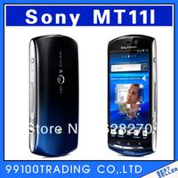 SONY MT11i original Sony Ericsson Xperia Neo V MT11i mobile phone 3G WIFI GPS 5MP Camera multilingual Good quality refurbished