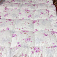Child by spring and autumn was 1.5 2 100% cotton quilt single double plus size thickening quilt