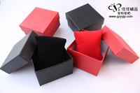Free shipping elegant Watch box carton watch gift box jewelry box 100704