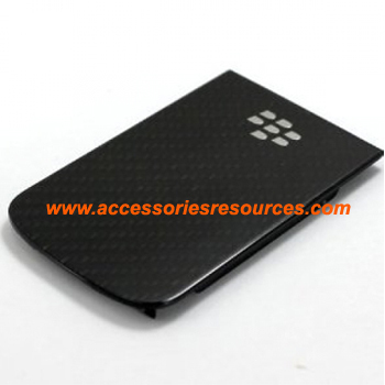 High Quality Battery Door Back Housing Back Panel For Blackberry Bold 9900 Black Free Shipping