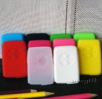 free shipping car key case cover wallet silica gel many colours Toyota Corolla,YARIS, Reiz 50pcs/lot