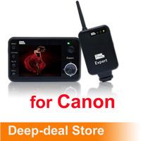 pixel Wireless Live View shutter release for CANON 5D Series 1D 1100D 1000D 600D