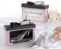 "Free Shipping, 50 sets Wedding Supplies ""It's a Shoe Thing!"" Shoe Bottle Opener Wedding Gifts, On Sale!!!"