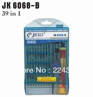 Applied Precision 39-In-1 Electron Torx Screwdriver Tool Set