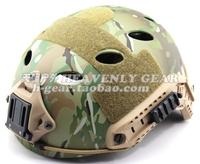 Fast pararescue jump pj tactical helmet (MULTICAM)