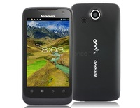 "Lenovo ideaphone A789 4.0"" Capacitive Touch Screen Android 4.0.4 Dual Core MTK6577 3G Smartphone Android Phone with Wi-Fi  GPS"