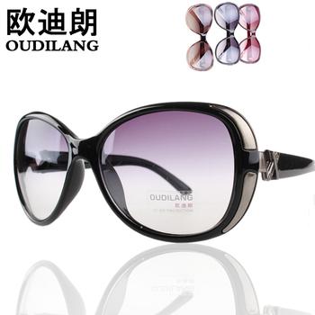 free shipping women's 2013 sun glasses 3025 mirror sunglasse colorful  glasses frame the glasses
