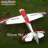 74in Slick 540 30~35cc RC Gasoline Airplane/Petrol Airplane ARF-Red & White Color