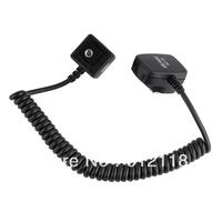 VILTROX SC-29 TTL Off-Camera Remote Flash Hot Shoe Sync Cable / Cord for Digital Cameras+ More - Black