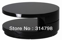 Plate type coffee table, 360 rotatable, Measure 80x80x33cm