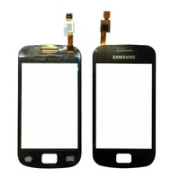 White Original Digitizer Touch Screen Glass Lens FOR Samsung Galaxy mini 2 S6500 GT-S6500 Jena LCD