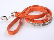 leather dog leash promotion