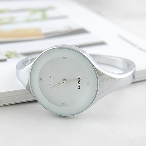 Ikey women's style bracelet watch the trend of fashion watches waterproof ikey modern noble bangle bracelet(China (Mainland))