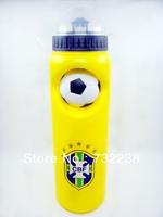 football fans Brazilian soccer team  Cycling Water Bottle Jug 25oz 750ml Bike Bicycle Hiking Camping Outdoor Sports