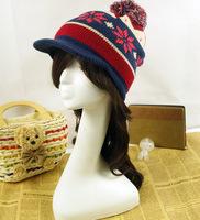 Wholesale - -Men Women Unisex Knitted warm gorro knit Hat Face warm cap northingcap man hat women cap