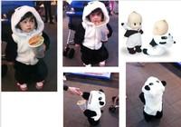 Пинетки Cute elephant baby shoes/Cotton baby boy prewalker