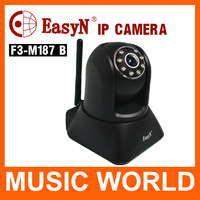 F3-M187 P2P IP Camera Plug and Play built-in IR Cut,nightvison 10m