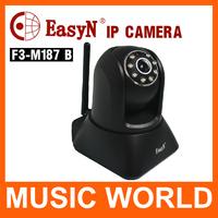F3-M187 P2P IP Camera Plug and Play built-in IR Cut,nightvison 10m