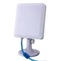 LF-D510 Outdooor WLAN Amplifier Receiver Built-in Antenna Wi-Fi b/g/n Modem Router Booster 3km