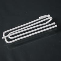 White zinc fork curtain hook curtain hook 0.5