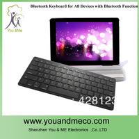 The Cheapest Multifunctional  Universal Bluetooth Wireless Keyboard 50 pcs/lotfree shipping by dhl