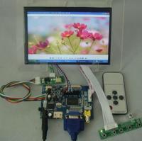 HDMI+VGA+2AV+Reversing LCD driver board+7inch 1280*800 N070ICG-L21 IPS Lcd panel