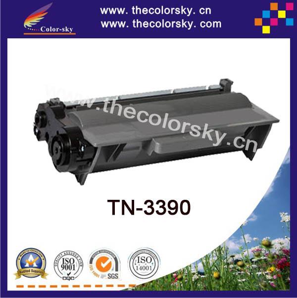 (CS-TN3390) тонер для лазерных принтеров для Brother TN-3390 HL-6180 HL-6180DW MFC-8950 MFC-8950DW (3,000 страниц) бесплатная доставка по FedEx brother tn 3390