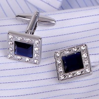 Cufflinks male French nail sleeve shirt sleeve button