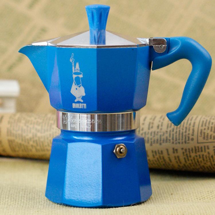 Moka Pot Gasket Classic Moka Pot Blue 3