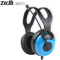 Cheap Magnetic z-866 high quality hi-fi stereo computer earphones personality headset earphones headset