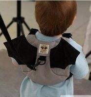 Baby Kid Safety Harness Strap Bat Bag Anti-lost Walking Wings Free shipping Drop shipping Wholesale CQ0002