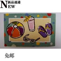 Jellybean jam football eco-friendly beach mats bedroom mat sanitary pads