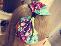 Magic season fashion inlaying bow hair bands hair accessory accessories fashion jewelry